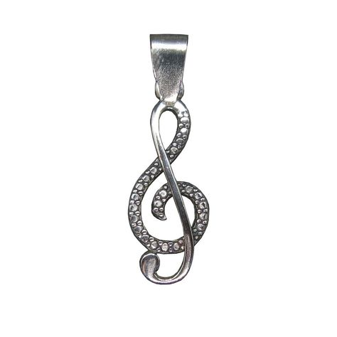 Genuine sterling silver handmade pendant Flower solid 925 PE000496 Empress