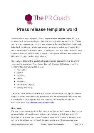 Press Releases Public Relations Interne Kommunikation