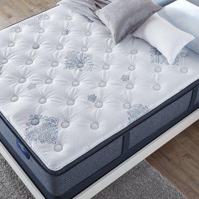 Serta Perfect Sleeper Glenmoor 2 0 Pillowtop Queen Mattress Set Sam S Club Mattress Sets King Mattress Set Queen Mattress Set