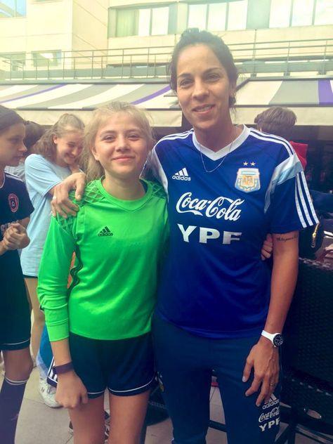 #TOCATour #TOCAmundial 🇫🇷 France 2019 Visitando a la #SeleccionArgentina Con #VaninaCorrea #VamosArgentina #VamosLasPibas   🔵🔴 #WeAreToca #TOCA #tocajuniors #PLAYsimple #soccer #Futbol #Football #youthsoccer #Potomac #womens #WorldCup #womensworldcup #France2019 #DareToShine