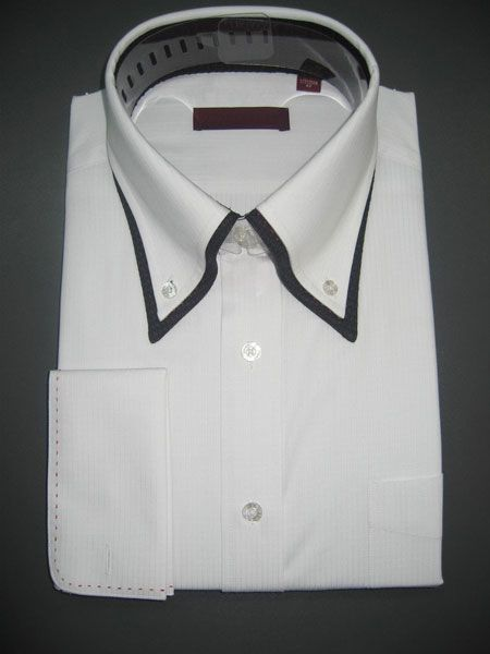 My funky metrosexual style on pinterest high collar for Mens high collar dress shirts