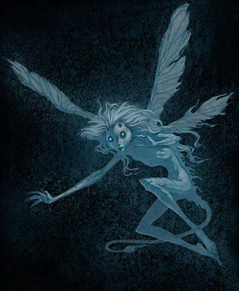 злые феи из мифов картинки другая грань