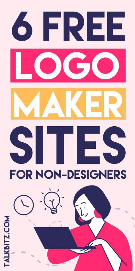 6 Free Online Logo Maker Sites for 2021