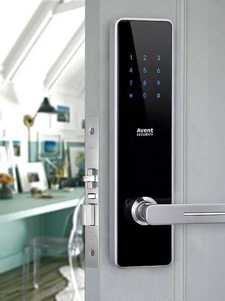 Avent Nbsp Security Nbsp D800 Digital Nbsp Password Nbsp Door Nbsp Lock Nbsp With Nbsp Touch Nbsp Srceen Nbsp Key In 2020 Smart Door Locks Hotel Door Locks Hotel Door