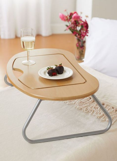 Breakfast In Bed Tray Table Design Ideas Do You Need One For