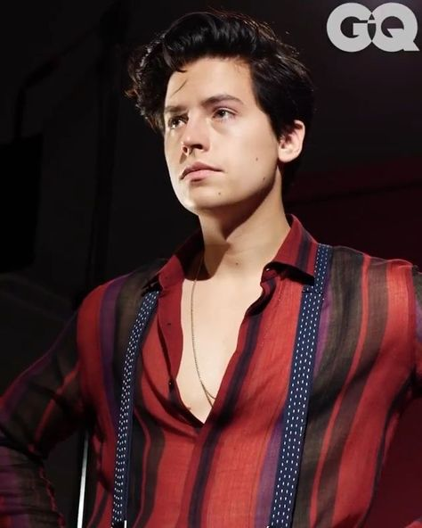 Cole Sprouse for GQ #coleanddylansprouse #colesprouse #fivefeetapart #riverdale #gq
