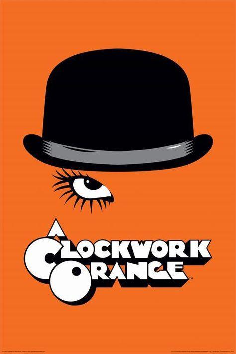 A Clockwork Orange - Hat - Poster