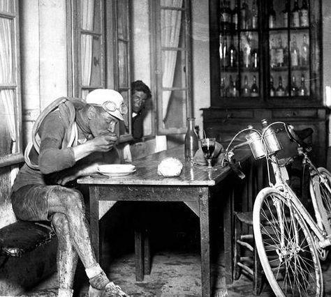 French cyclist Robert Jacquino...