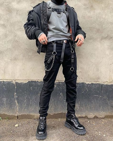 Cool 39 Mens Street Style Outfits