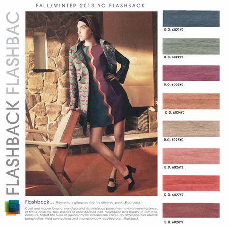 Fall/Winter 2013-Fashion Color Trend-