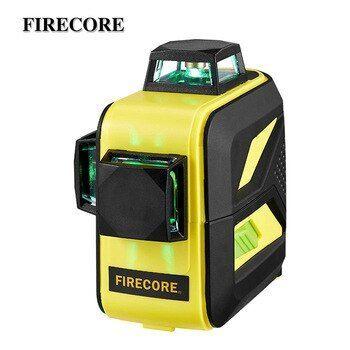 Firecore F93t Xg 12lines 3d Green Laser Level Lr6 Lithium Battery Self Leveling Horizontal Vertical Laser Levels Green Laser Emergency Response Plan
