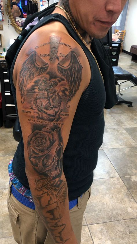 Tattoo by Brian Stabile Ft Myers Florida