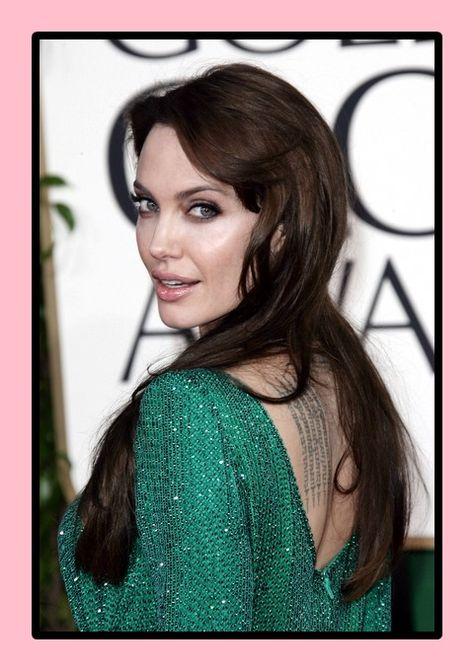 Angelina Jolie Haarfarbe Ideen im Jahr 2018 | Hair styles