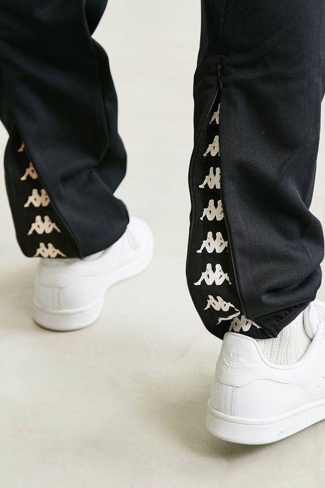 Kappa Astoria Mask Slim Track Pant | Urban Outfitters