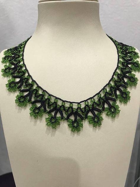 Christmas Gift Jewelrychristmas Presentturkish Handmade Oya