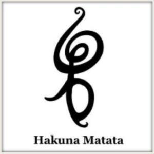 Hakuna Matata Logo Tattoo Wiki Tattoo