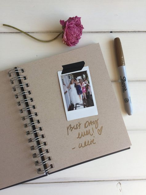 Wedding Photo Booth Guest Book. Photo Guestbook. Photo Booth | Etsy