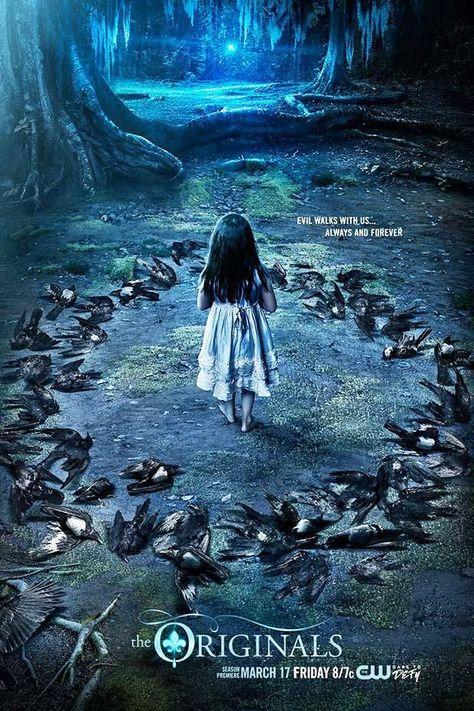 The Originals Season 4 Poster Sets Hope On A Dark Dangerous Path