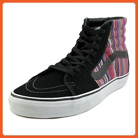 2d41dd45c0 Vans Unisex Sk8-Hi Reissue Disney Skate Shoe-Rabbit Hole Black-12.5-Women 11 -Men - Sneakers for women ( Amazon Partner-Link)