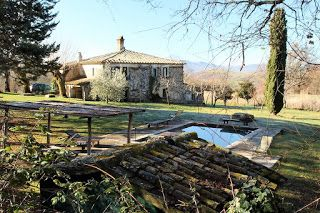 Relax in casale/podere del 700 con piscina termale privata, San ...