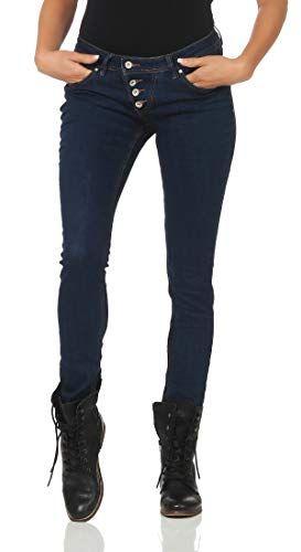verkauf usa online großer Lagerverkauf kaufen Buena Vista Damen Jeans Malibu Stretch 1562 Dark Blue XXS   Jeans ...