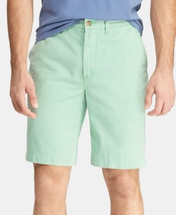 Lacoste Mens Blue Chino Shorts Summer 2019