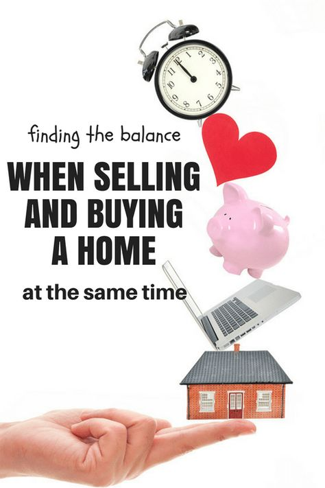 Selling and Buying a Home at the Same Time-  Lessening the Stress