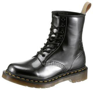 Veterlaarzen 'Vegan 1460' | Lace up ankle boots, Boots