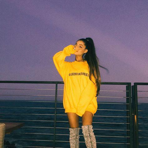 """""""Mi piace"""": 3 mln, commenti: 116.5 mila - Ariana Grande (@arianagrande) su Instagram: """"thank you """""""