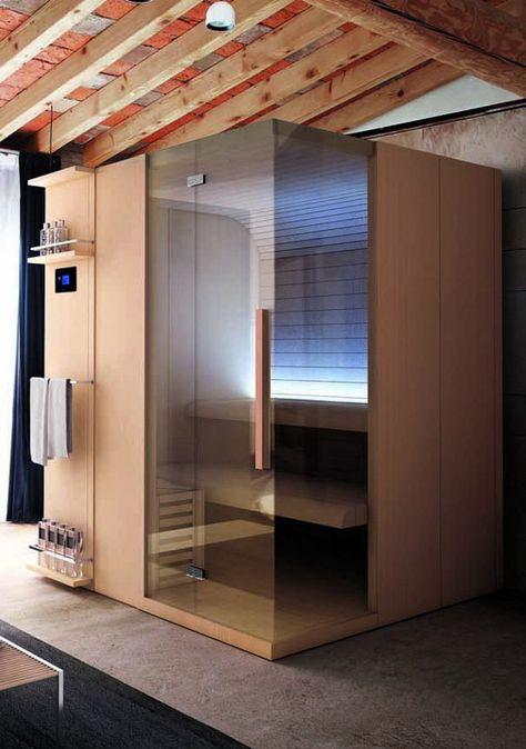 Sauna Cuna Hafro Bagno Sauna E Design
