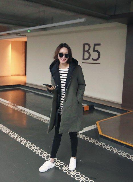 feb626e19aa 11月の冬服の服装に悩んでいる女性へ、韓国の大人トレンドファッションコーディネートを紹介します。 韓国はシンプ…