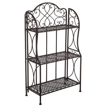 Antique Bronze Iron Three Tiered Baker S Rack Hobby Lobby Hobby Lobby Furniture Hobby Lobby Christmas