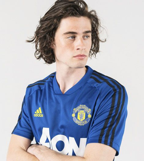 Manchester United 19 20 Training Jersey The Unit Soccer Jersey Manchester United