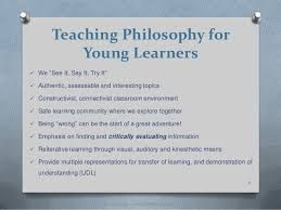 Image Result For Educational Philosophy Examples Philosophy Of Education Teaching Philosophy Teaching