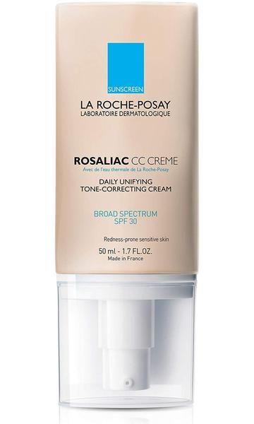 La Roche Posay Rosaliac Cc Cream With Spf 30 1 7 Fl Oz Cream For Dry Skin Cc Cream Best Cc Cream