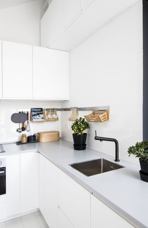 Wunderbar Dekoration Schlicht Küchenschranktüren Galerie - Küchen ...