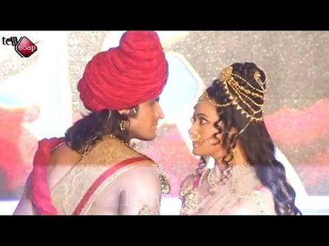 Videos capsules: Chandra Nandni - Rajat Tokas - Shweta Basu - Star ...