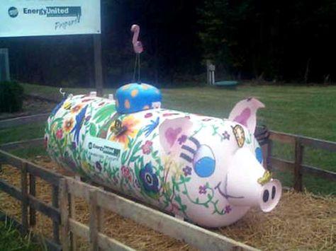 Pig Tank