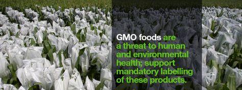 NO to GMO!!!