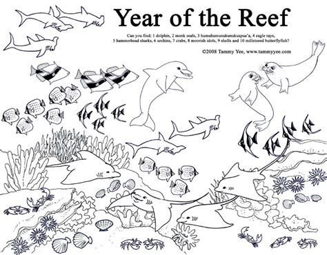 Great Barrier Reef Coloring Pages Road Trip Activity Book Coloring Pages Great Barrier Reef