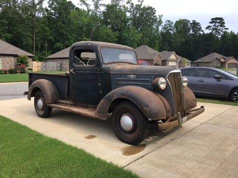 1937 Chevrolet Pickup-All Original