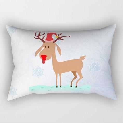 Over sized Rectangular Throw Pillow