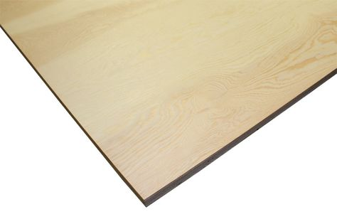 Sutherlands 4x8 4 X 8 Foot X 23 32 Inch Bc Plywood At Sutherlands Plywood Interior And Exterior Building Materials