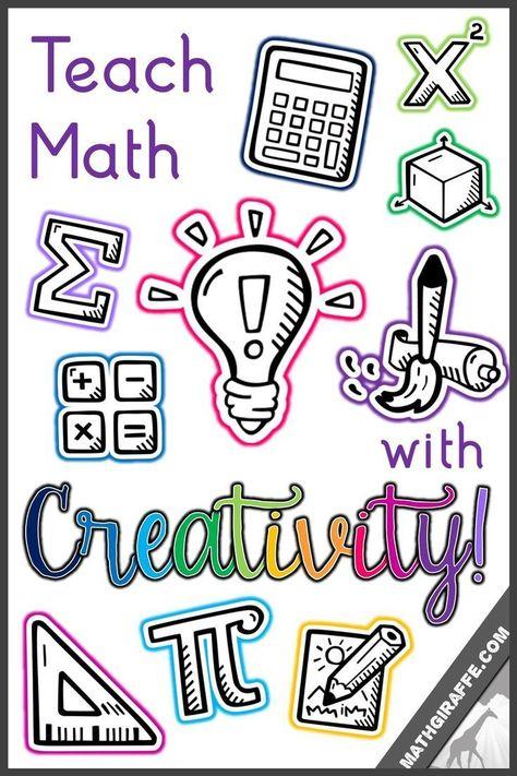 Teaching Math with Creativity - The Neuroscience Behind the Creative Brain