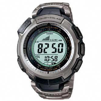 Casio General Men S Watches Protrek Triple Sensor Prg 110t 7vdr Ww Review Casio Watch Casio Protrek Casio