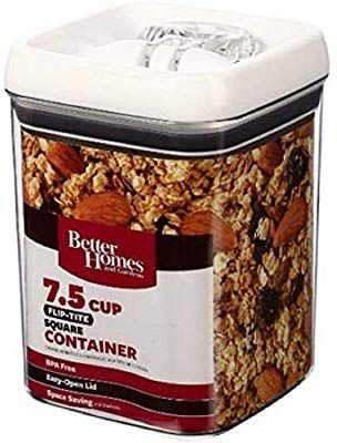 8b5d171987773777f662bd7486aa44ed - Better Homes And Gardens 18.6 Cup Flip Tite Rectangle Container