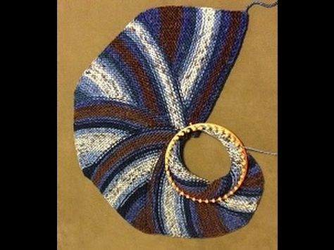 Loom Along Hexagon Blanket