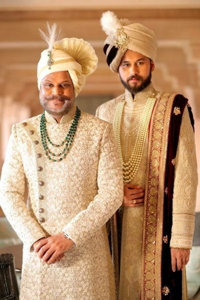 10 Father Of The Bride Groom Who Looked Dapper In Their Outfits Indian Groom Wear Groom Wear Wedding Outfit Men
