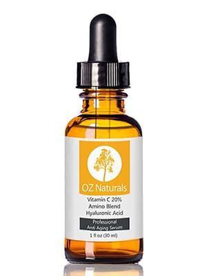 افضل 13 سيروم فيتامين سي بالتجارب والاسعار Best Vitamin C Serum Natural Anti Aging Skin Care Best Vitamin C