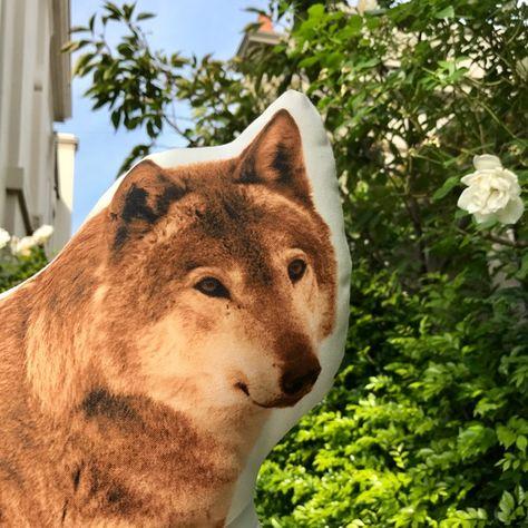 Giant Stuffed Animal Jungle Animals Shaped Pillows